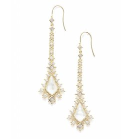 Kendra Scott Kendra Scott Reimer Earrings in Gold