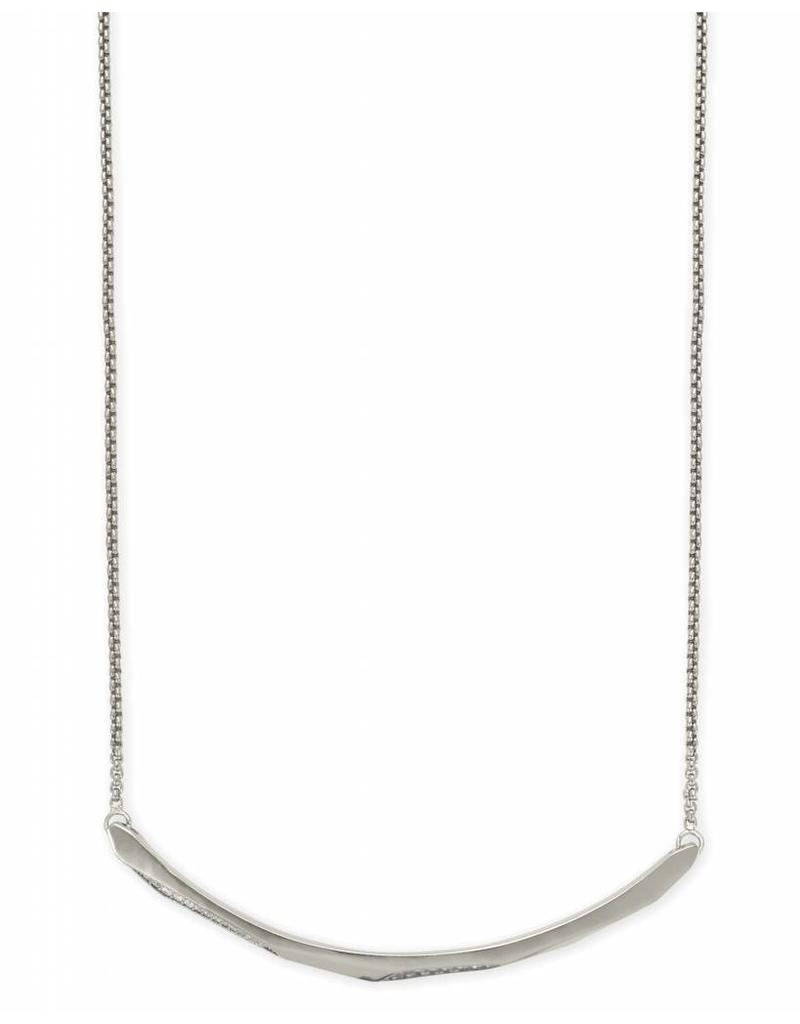 Kendra Scott Kendra Scott Graham Necklace in Silver