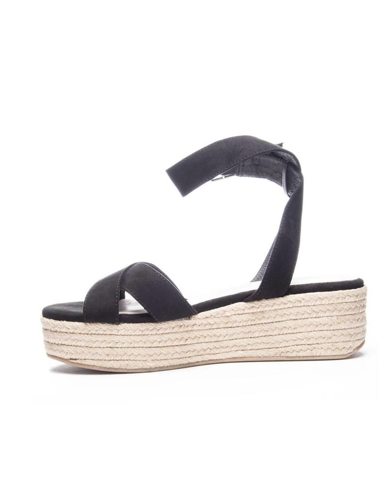 Chinese Laundry Zala Micro Suede in Black