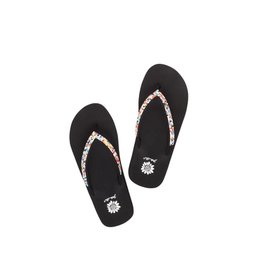 Girl's Mae II Sandals in Rainbow
