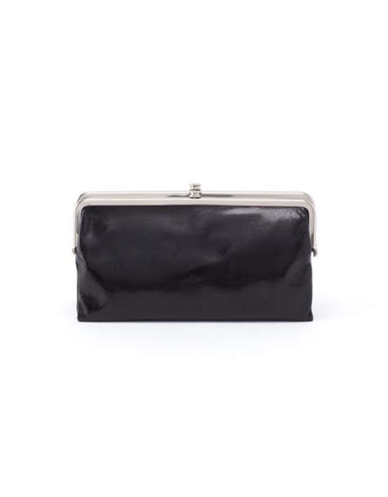 Hobo Lauren wallet Black