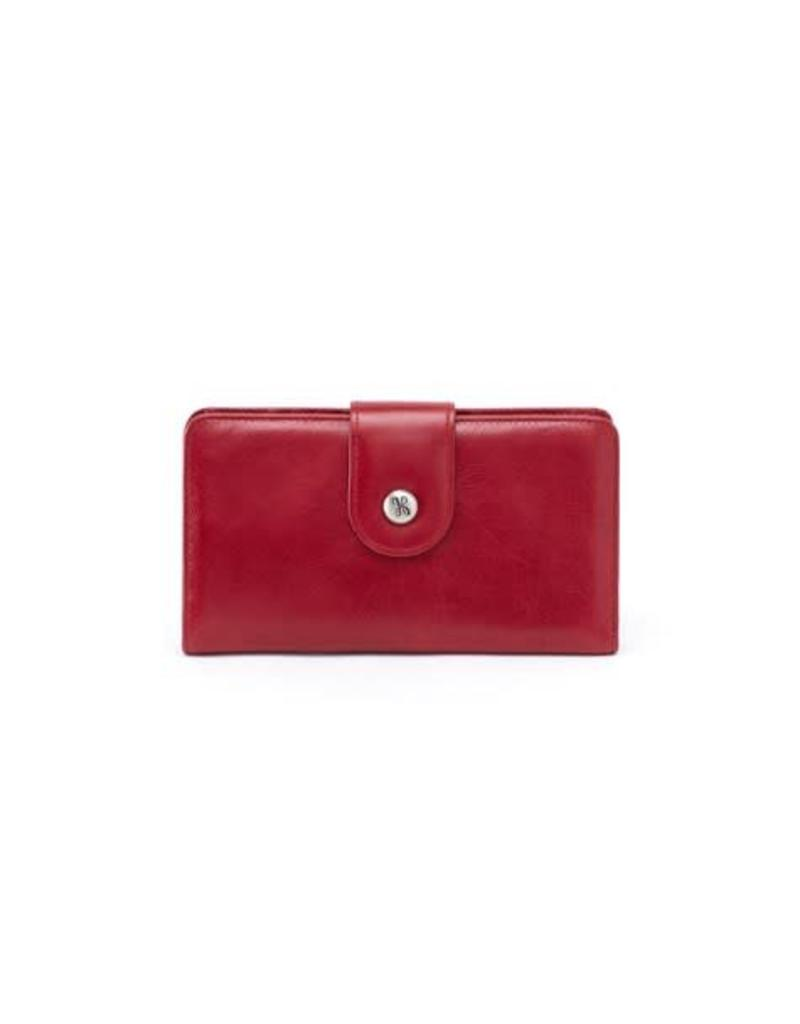 Hobo Danette Cardinal Leather