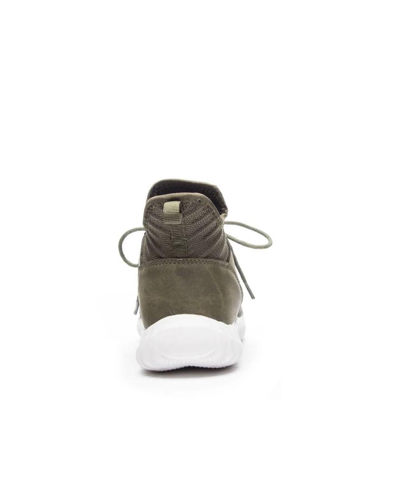 Dirty Laundry Harlen Sneakers in Olive