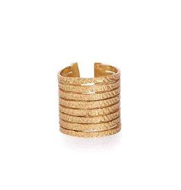 Christina Greene Deco Wire Ring