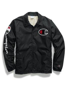 Champion CHAMPION Sherpa lined coaches jacket