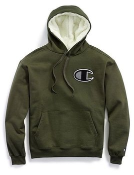 Champion CHAMPION fleece pullover