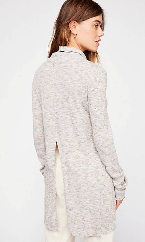 Free People FREE PEOPLE Stone cold l/s