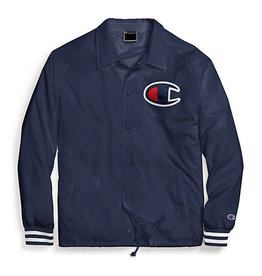 Champion CHAMPION satin coaches jacket