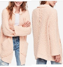 Free People FREE PEOPLE waterfront sweater jacket