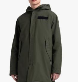 Herschel HERSCHEL sherpa lined fishtail jacket