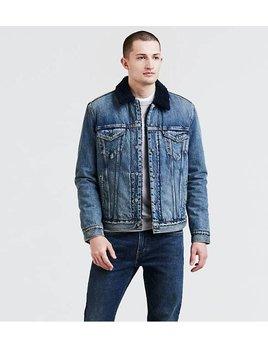 Levi's LEVI'S type 3 sherpa trucker jacket