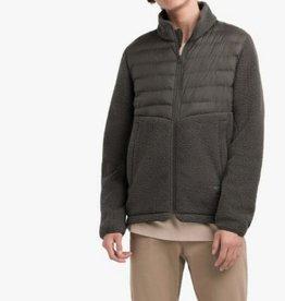 Herschel HERSCHEL hybrid zip fleece poly