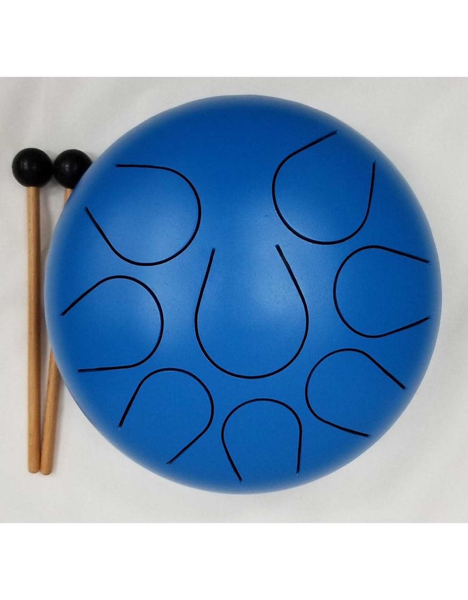 Kala Imports Tongue Drum 22cm with Carry Bag