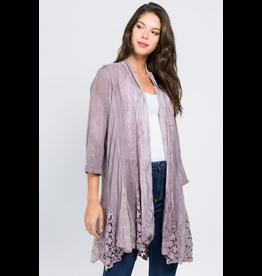 Fashion Fuse Lace Cardigan