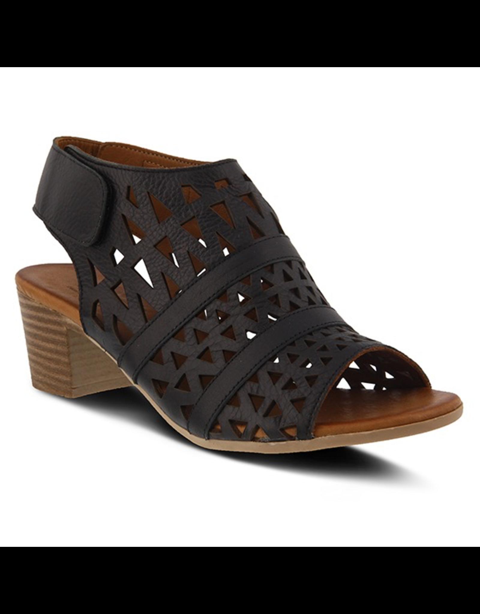 Spring Footwear Leather Open Toe Shoe