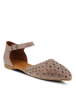 Spring Footwear Leather Sandal
