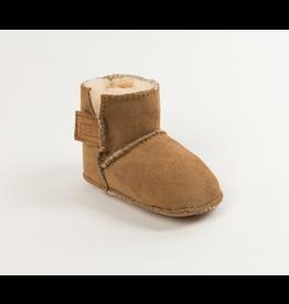Minnetonka Infant Sheepskin Pug Boot