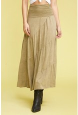 T Party Multi Tier Skirt Foldable Waistband