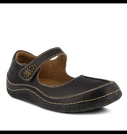 Spring Footwear Lazarina Leather Shoe