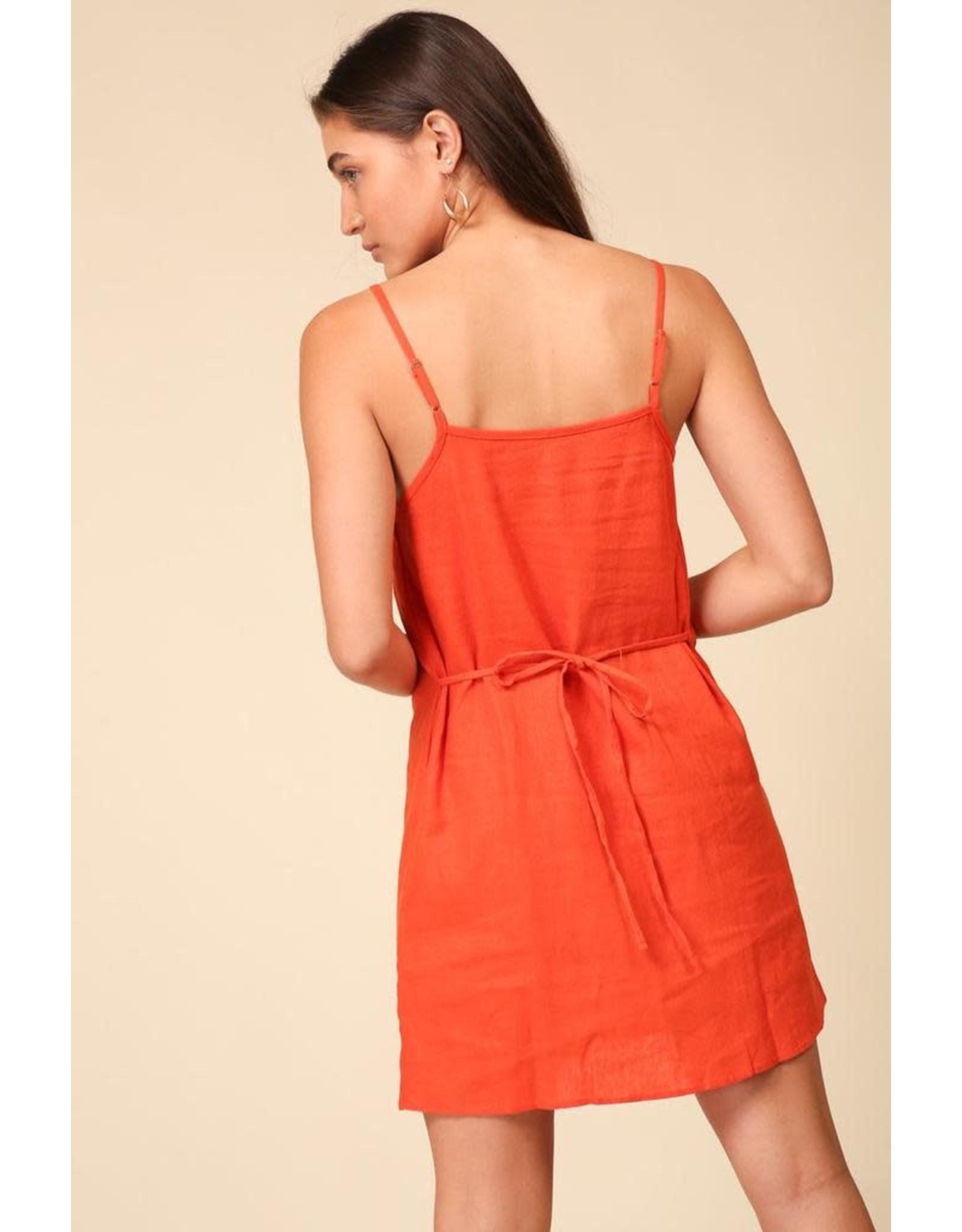 Timing Sleeveless Dress