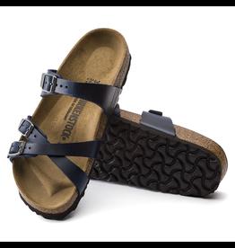 Birkenstock Franca Sandal Blue Oiled Leather