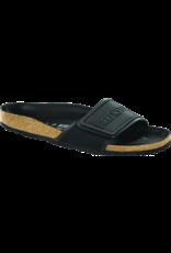 Birkenstock Tema Black Textile Sandal