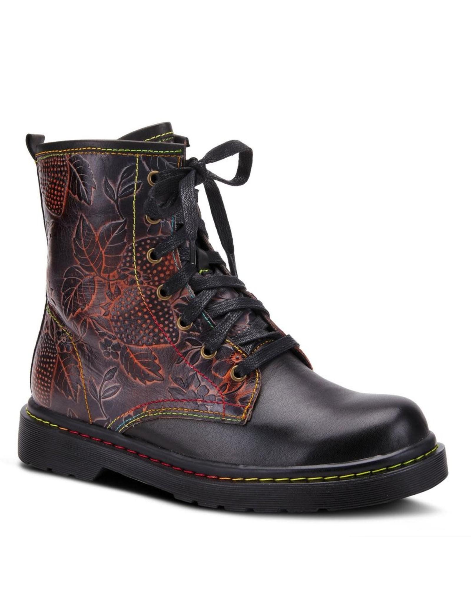 Spring Footwear Strawberis Leather Boot