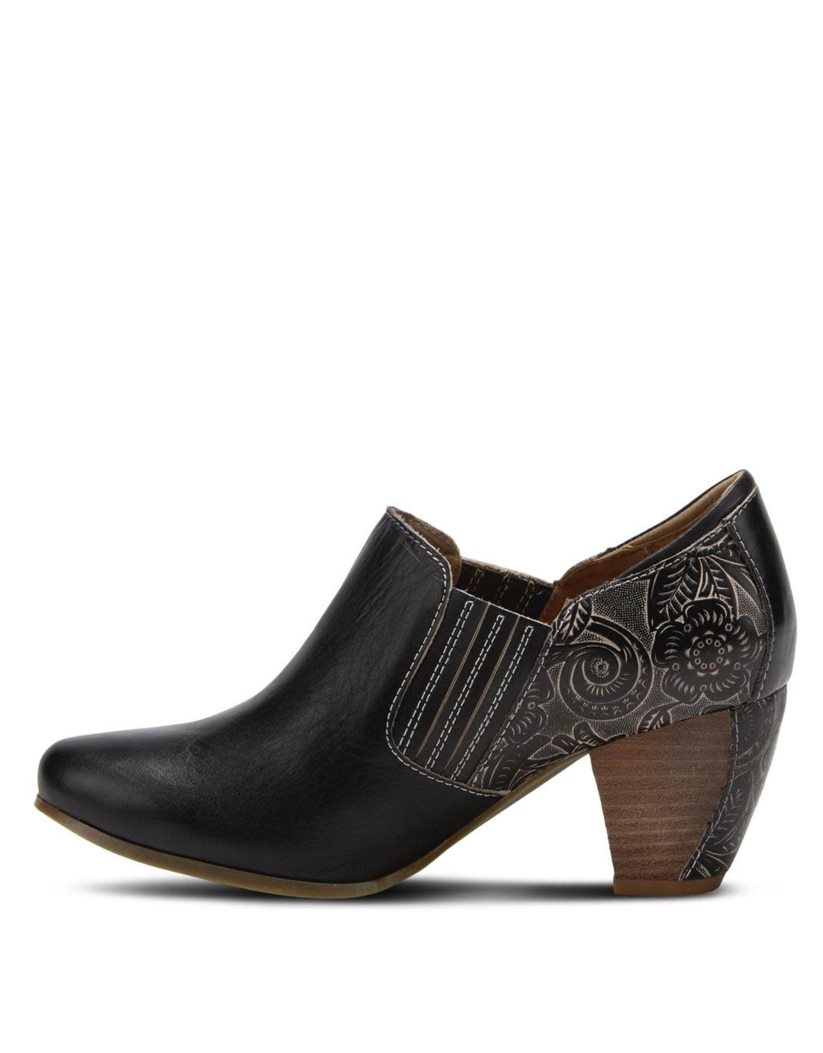 Spring Footwear Leatha Leather Shoe