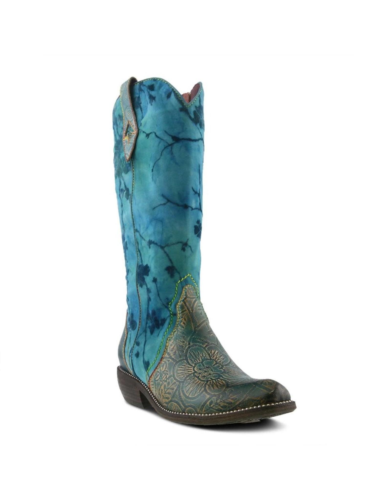 Spring Footwear Laretilyn Leather Boot