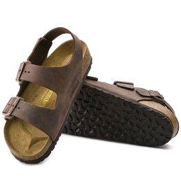 Birkenstock Milano Sandal-Habana Oiled Leather