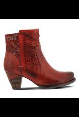 Spring Footwear Belle Leather Boot