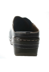 Spring Footwear Chino Leather Clog