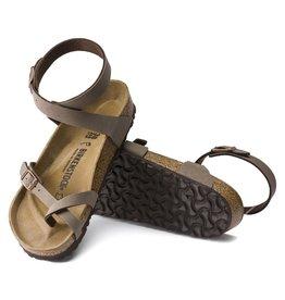 Birkenstock Yara Mocha Birkibuc Sandal
