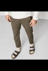 Birkenstock Iron Oiled Leather Arizona Sandal Soft Footbed