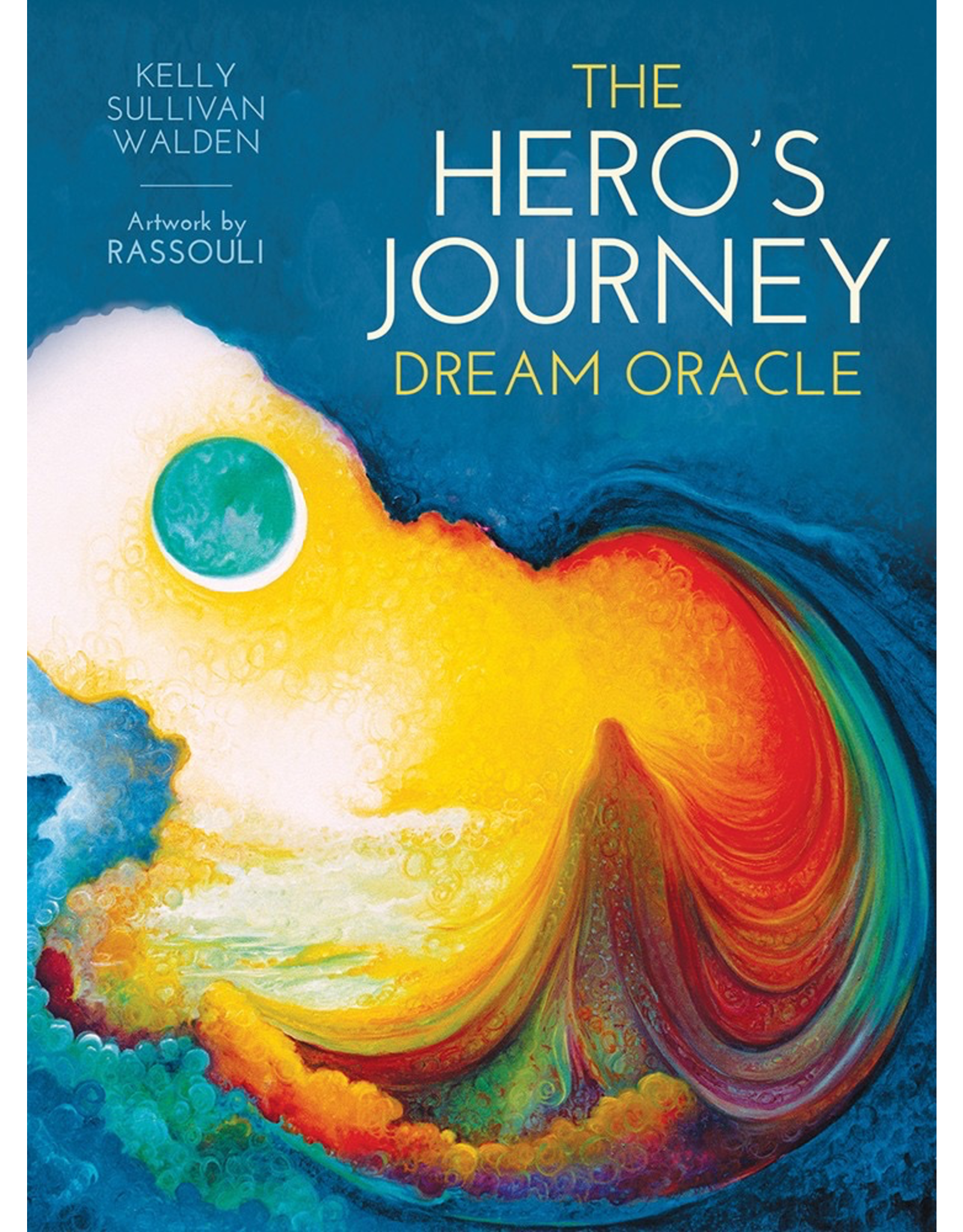 US Games The Hero's Journey Dream Oracle