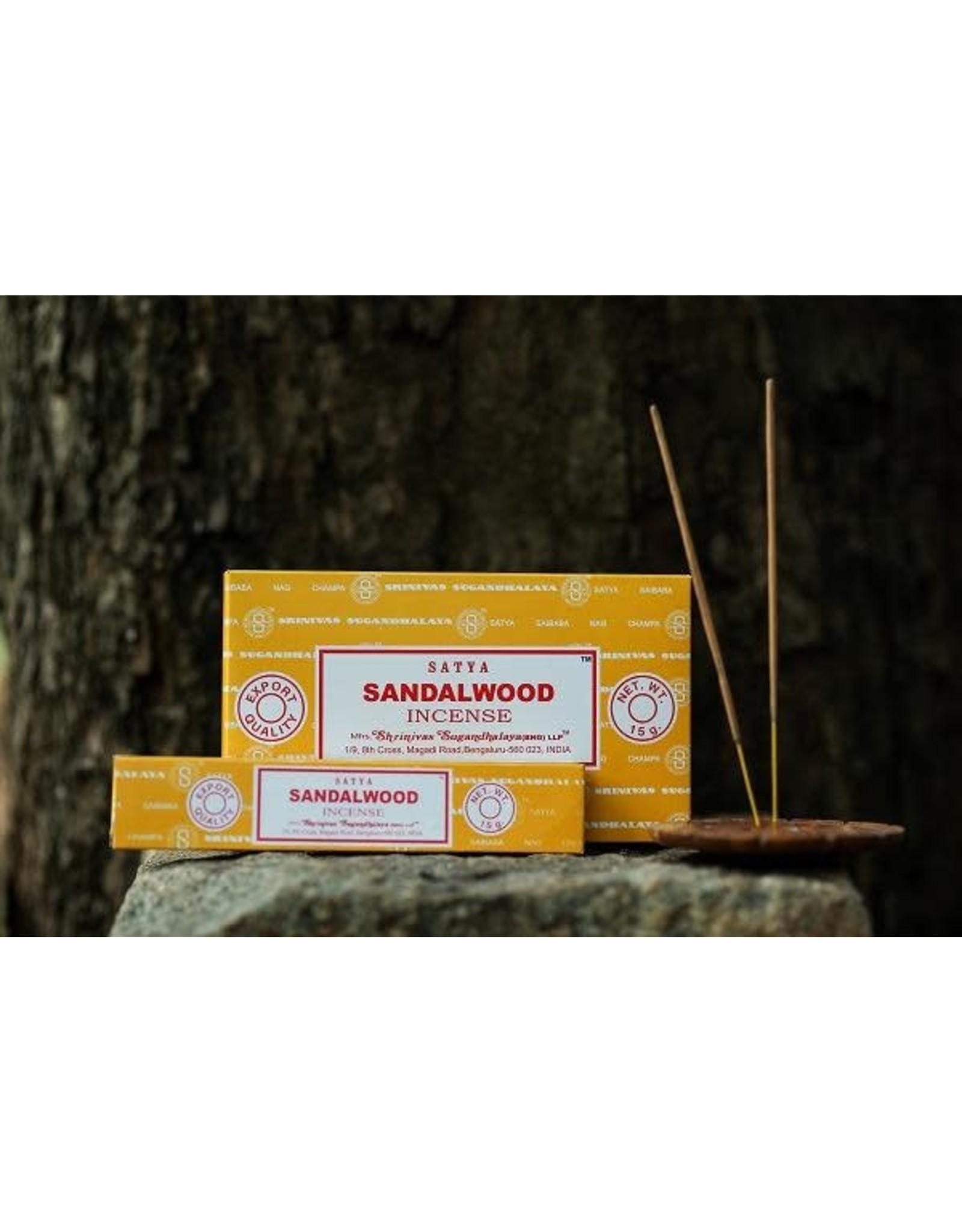 Benjamin Intl. 15 Gram Sandalwood Incense