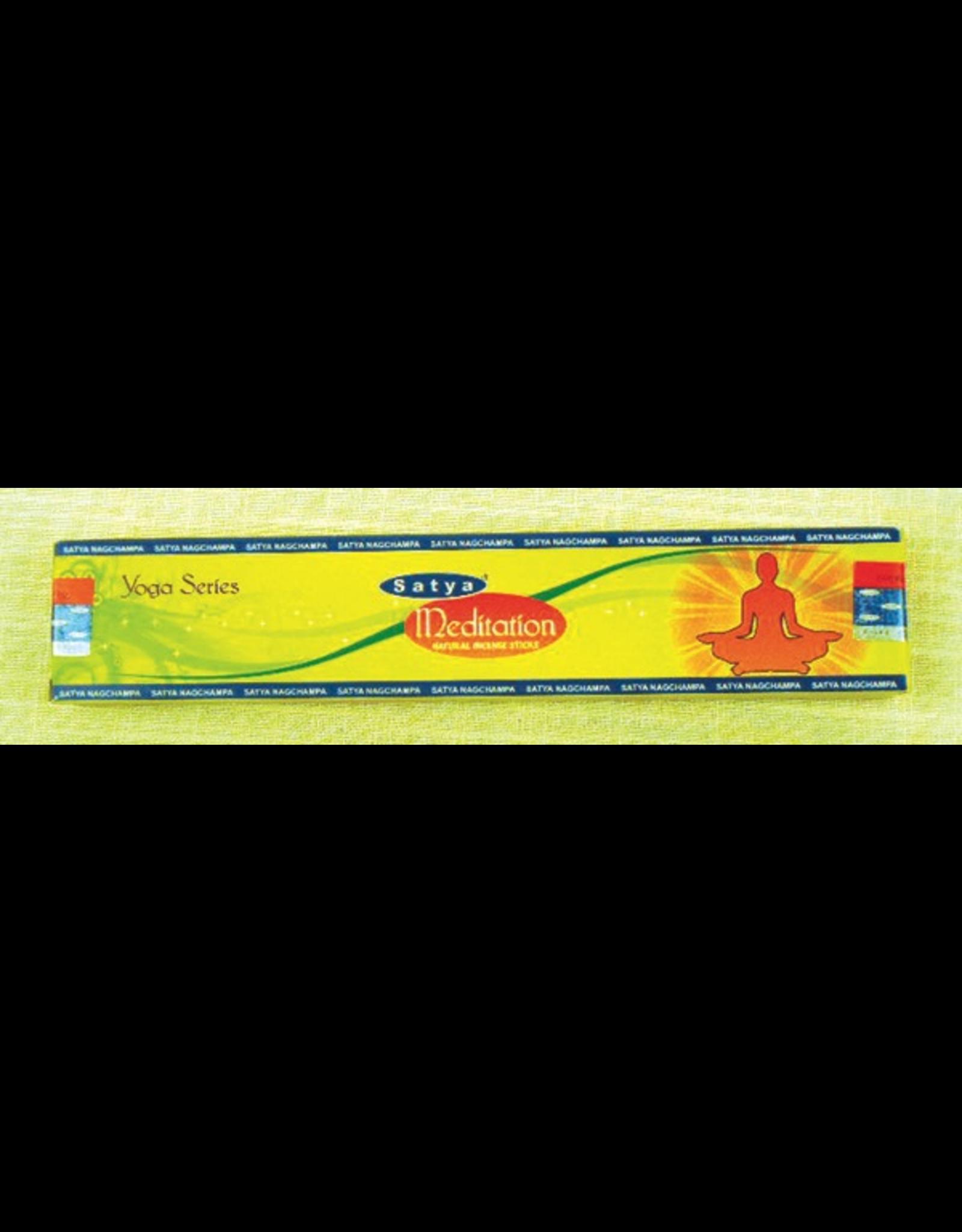 Benjamin Intl. Meditation Incense 15 Gram