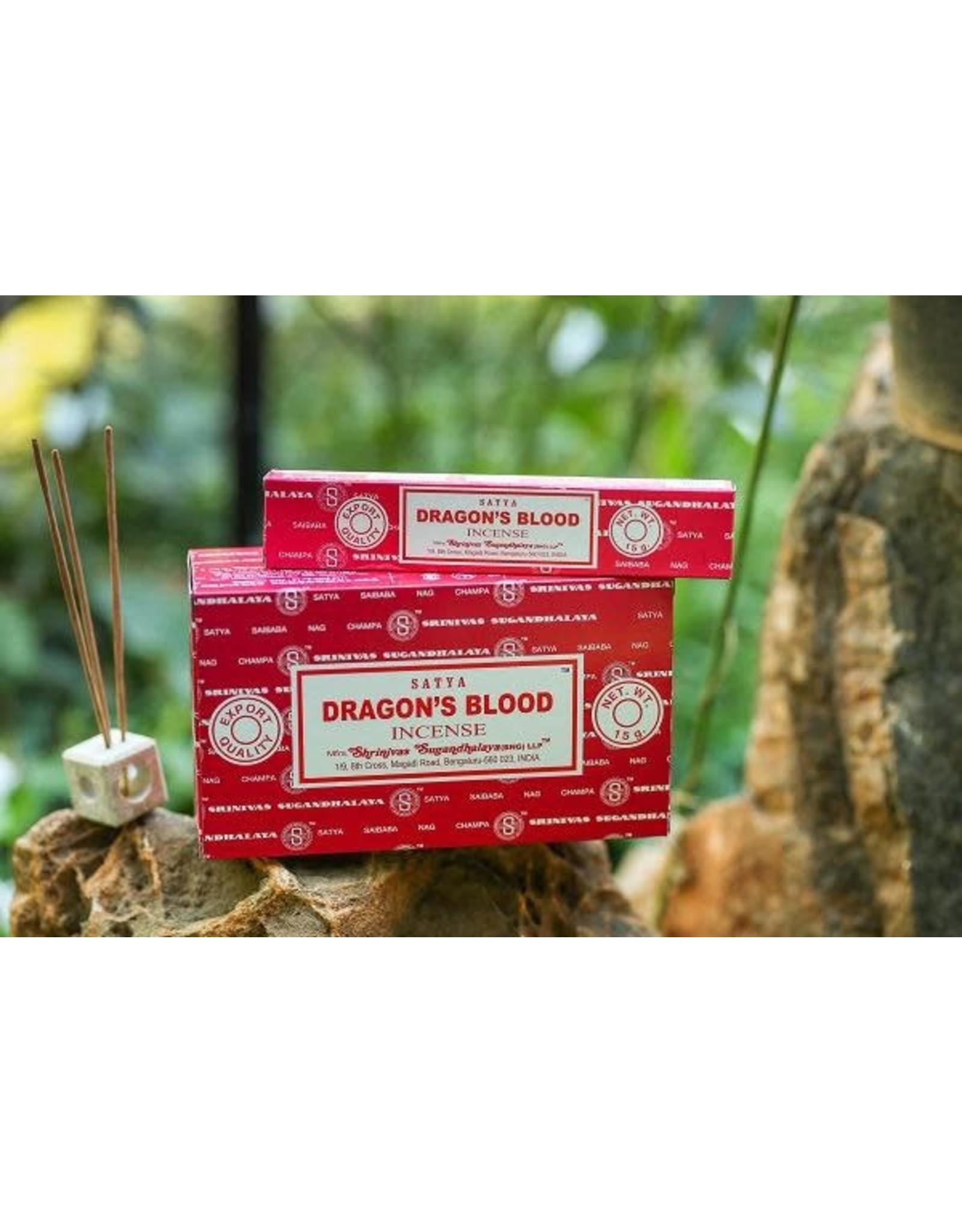 Benjamin Intl. Dragon's Blood Incense 15 Gram