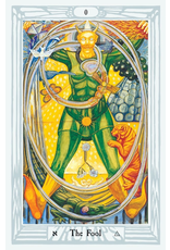 US Games Thoth Tarot Deck-Small