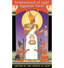 US Games Brotherhood of Light Egyptian Tarot