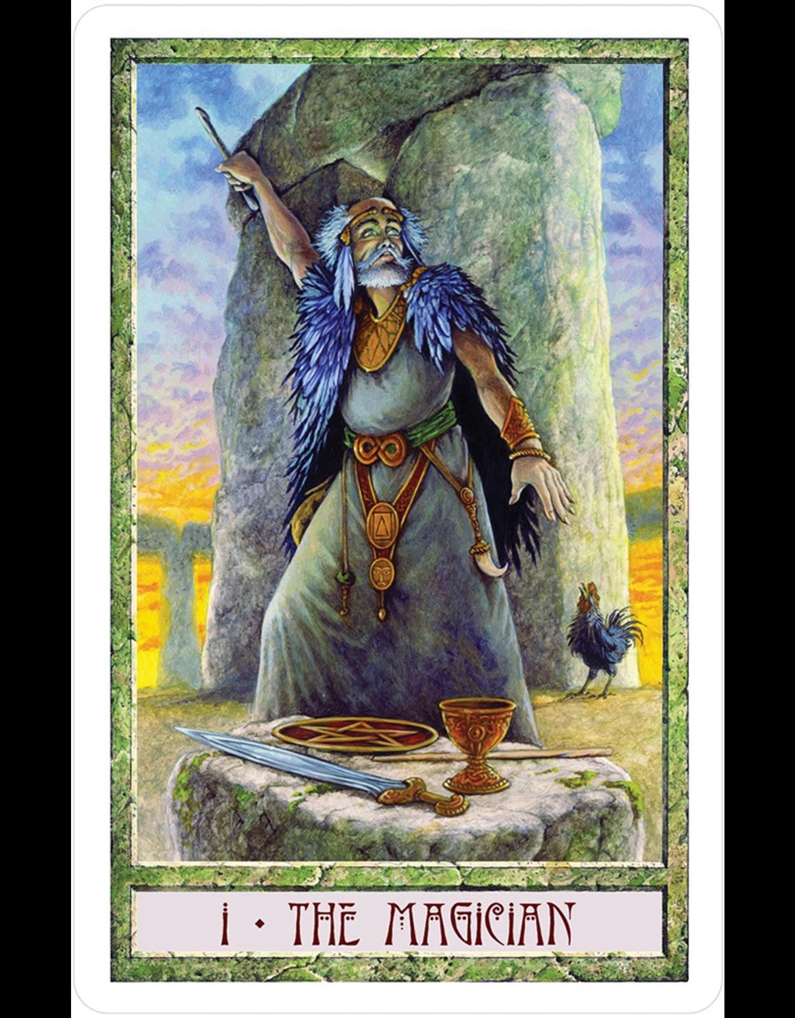 US Games The Druid Craft Tarot