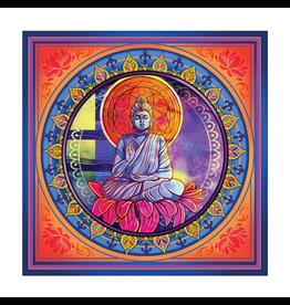 Benjamin Intl. Buddha Banner