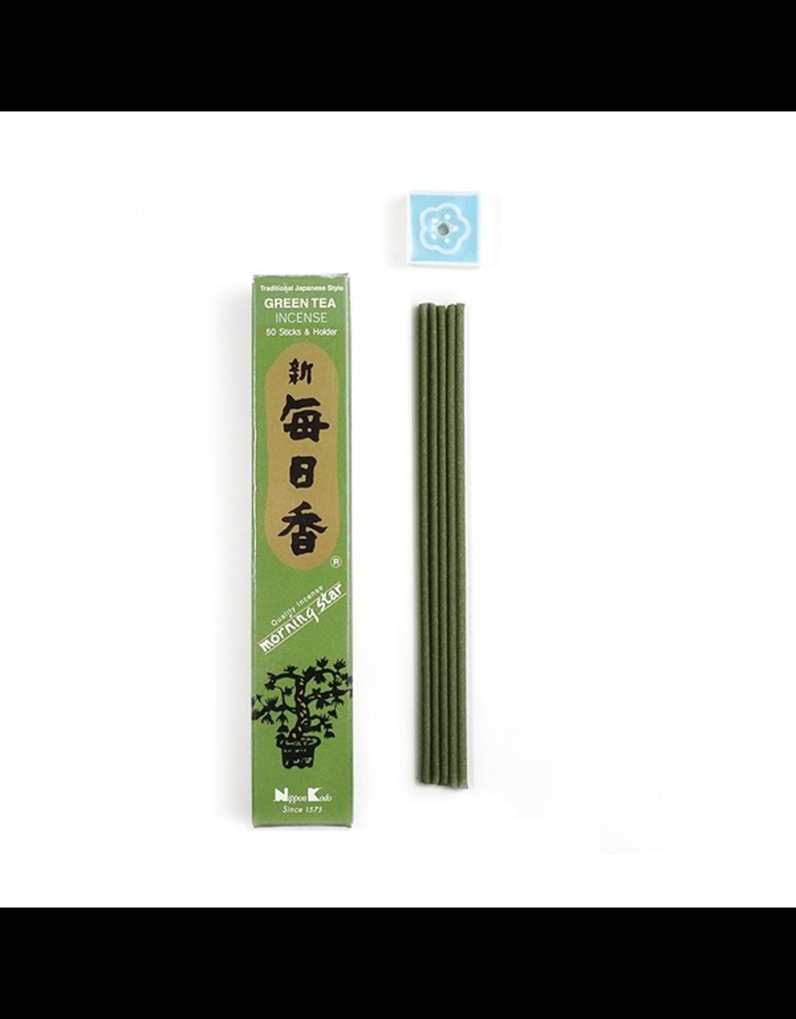 Benjamin Intl. Morningstar Green Tea Incense