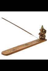 Wildberry Ganesh Boat Incense Burner