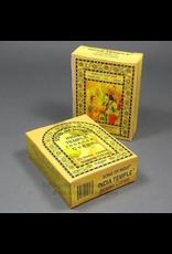 Benjamin Intl. India Temple Incense Cones