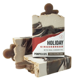 Pompeii Gingerbread Soap 4 oz.