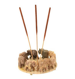 Wildberry Elephant Incense Plate