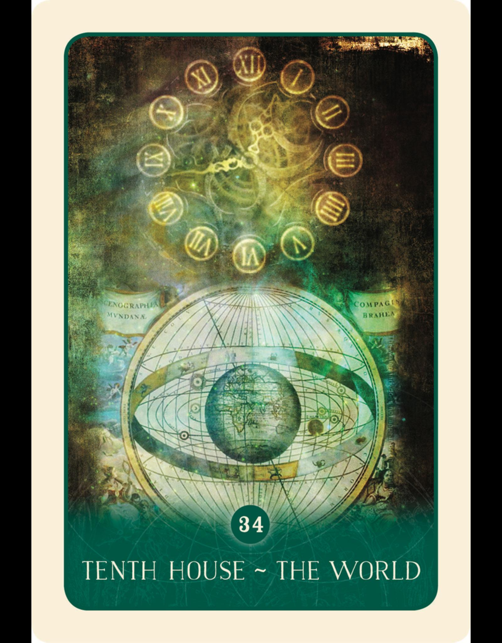 US Games Black Moon Astrology Cards