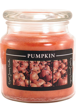 Crystal Journey Jar Candle-Spiced Pumpkin