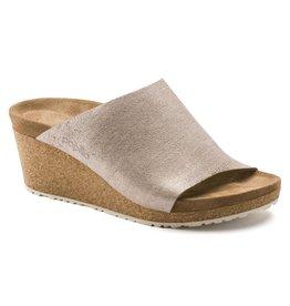 Birkenstock Namica Suede Slid Wedge Sandal